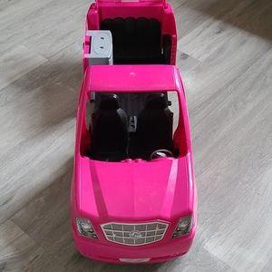 2010 Barbie Expandable Limo